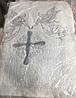 Полотенца для крещения серебро