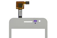 Сенсорный экран, тачскрин  Jiayu G2S ,белый