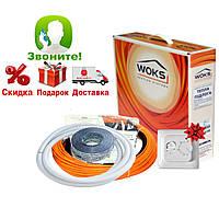 Электрический теплый пол Греющий кабель Нагревательный кабель