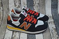 Женские замшевые кроссовки New Balance 996 Нью Беланс