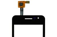 Сенсорный экран, тачскрин  Jiayu G2S ,черный