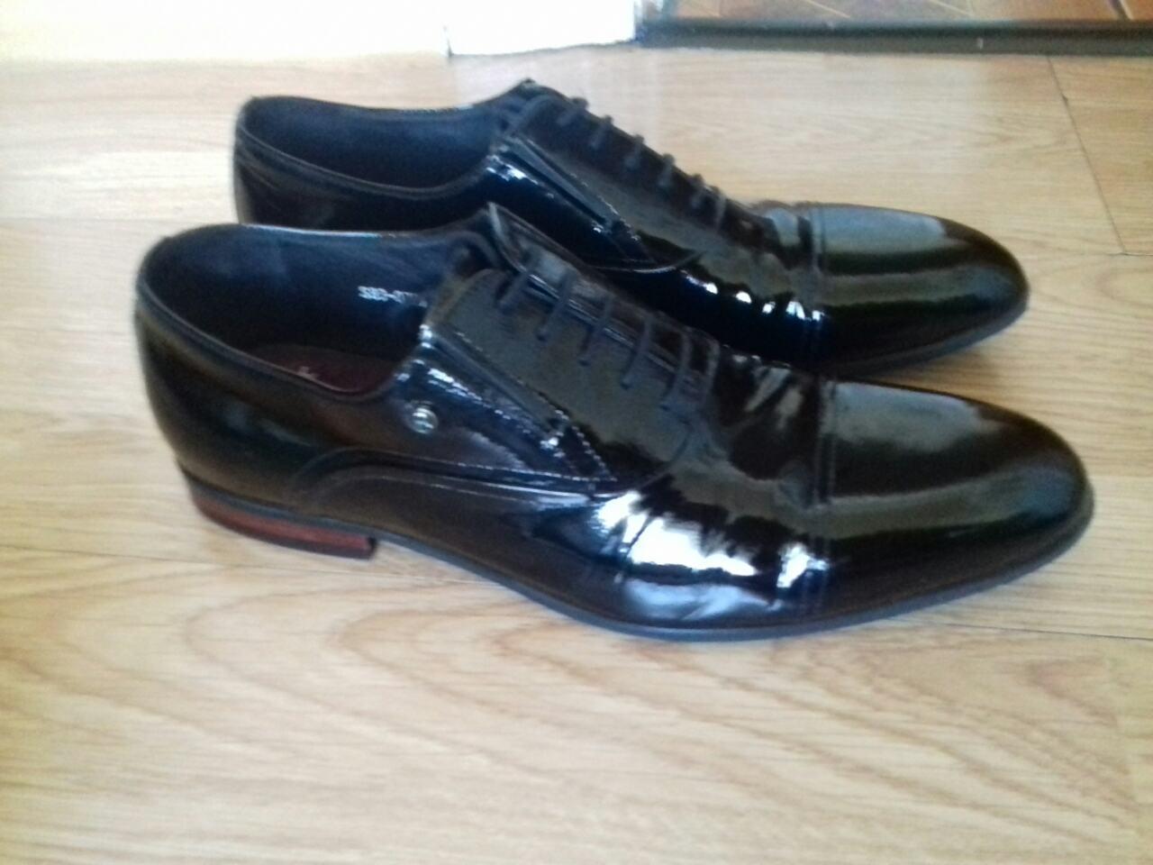 f6d308cf7 Мужские классические лаковые туфли Respect - Интернет-магазин
