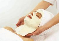 Альгинатная маска для лица печерск