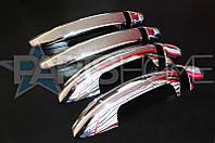 Накладки на ручки Skoda Octavia A7
