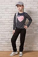 """Детские стильные брюки 045 """"Фэшн"""" в расцветках"""