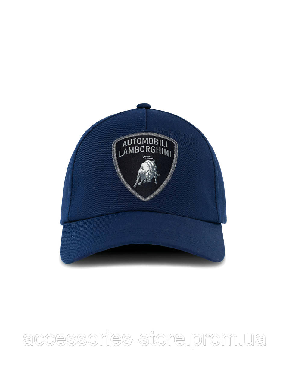 Бейсболка Lamborghini Shield Cap, blue
