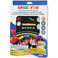 Набор аквагрима Snazaroo Pirates Gift set + аксессуары (1198000)