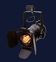 Подвесной прожектор светильник (трек) на скобе лофт