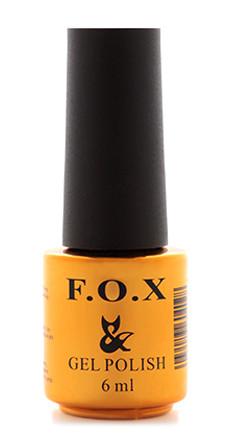 Гель-лак F.O.X Pigment, 6 мл