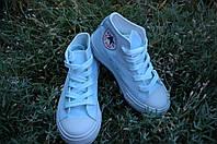 Кеды Converse реплика  детские  белые