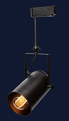 Светильник прожектор (трек) лофт