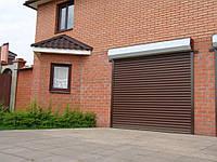 Ворота рулонные в гараж