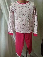 Пижама трикотажная для девочки