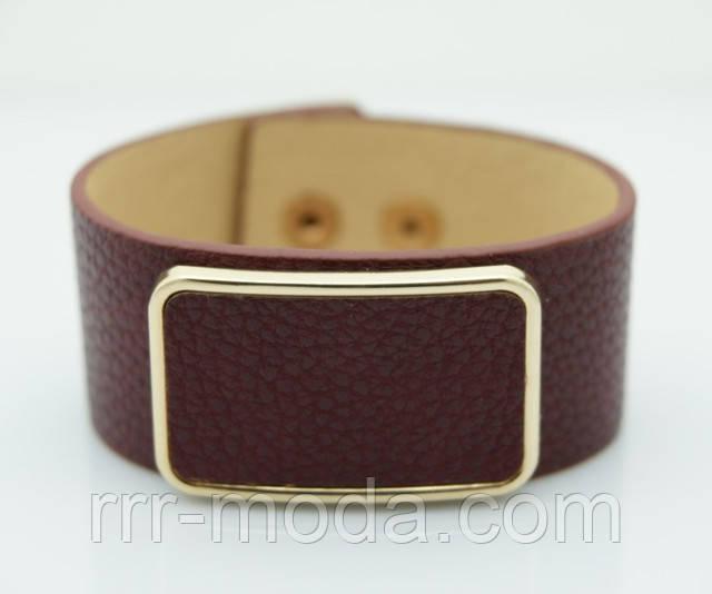 Элитная бижутерия RRR женские браслеты из натуральной кожи.
