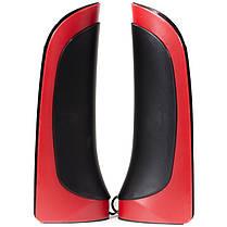 Колонки IFANG IF-818 красные для персонального компьютера и наутбука мощные и музыкальные совместимы с смарт, фото 2