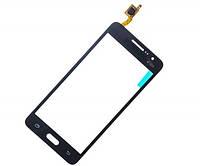 Сенсор тачскрин Samsung G530f G530h Galaxy Grand Prime черный ОРИГИНАЛ