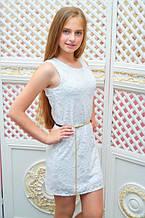 Подростковое платье-футляр Анита для девочки р.134-152