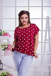 Женская футболка 03539