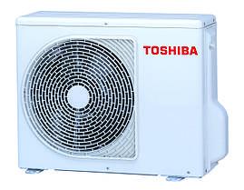 Сплит система настенного типа Toshiba RAS-13SKHP-E1/RAS-13S2AH-E1, фото 2