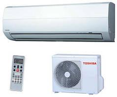 Сплит система настенного типа Toshiba RAS-13SKHP-E1/RAS-13S2AH-E1