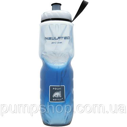 Термо пляшка для води Polar Bottle Sport 700 мл, фото 2