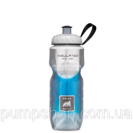 Термо бутылка для воды Polar Bottle Sport 600 мл, фото 2