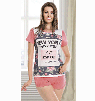 Домашняя одежда Lady Lingerie - 7231 M комплект