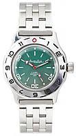 Мужские часы Восток Амфибия 100821