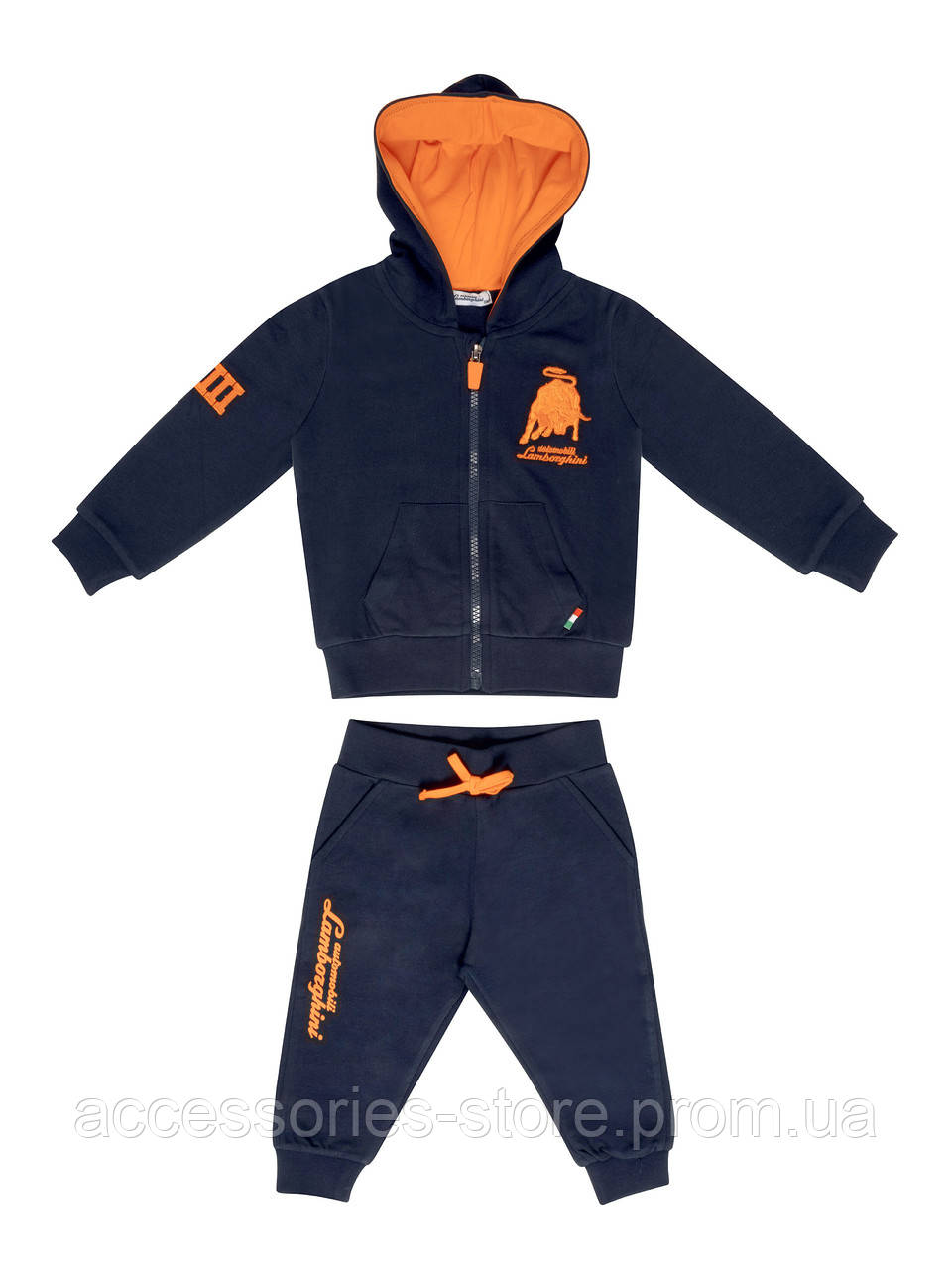 Детский костюм Baby Lamborghini Bull LXIII outfit