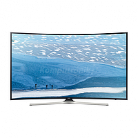"Телевизор Samsung Smart TV, 55"",  LED, 4K Ultra HD, 1400 PQI, DVB-T/T2/C, 3xHDMI, 2xUSB, Wi-Fi, LAN UE55KU6100"
