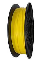 АБС нить 0,5 кг желтый, 1.75 мм пластик для 3d печати