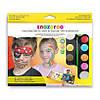 Набор красок для грима Snazaroo Boy hanging palette kit 9 цв + аксессуары (1180018)