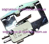 Микропереключатель с держателем (без фирменной упаковки, Италия), артикул SW07Y (5625770), код сайта 1103