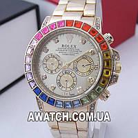 Женские кварцевые наручные часы Rolex B86