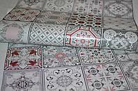 Обои  на стену, бумажные, влагостойкие, Риф 2157, 0,53*10м
