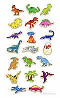 """Набор магнитных фигурок """"Динозавры"""" 20 шт. Viga Toys 50289VG"""