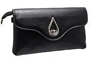 Стильный женский клатч 609-2 black