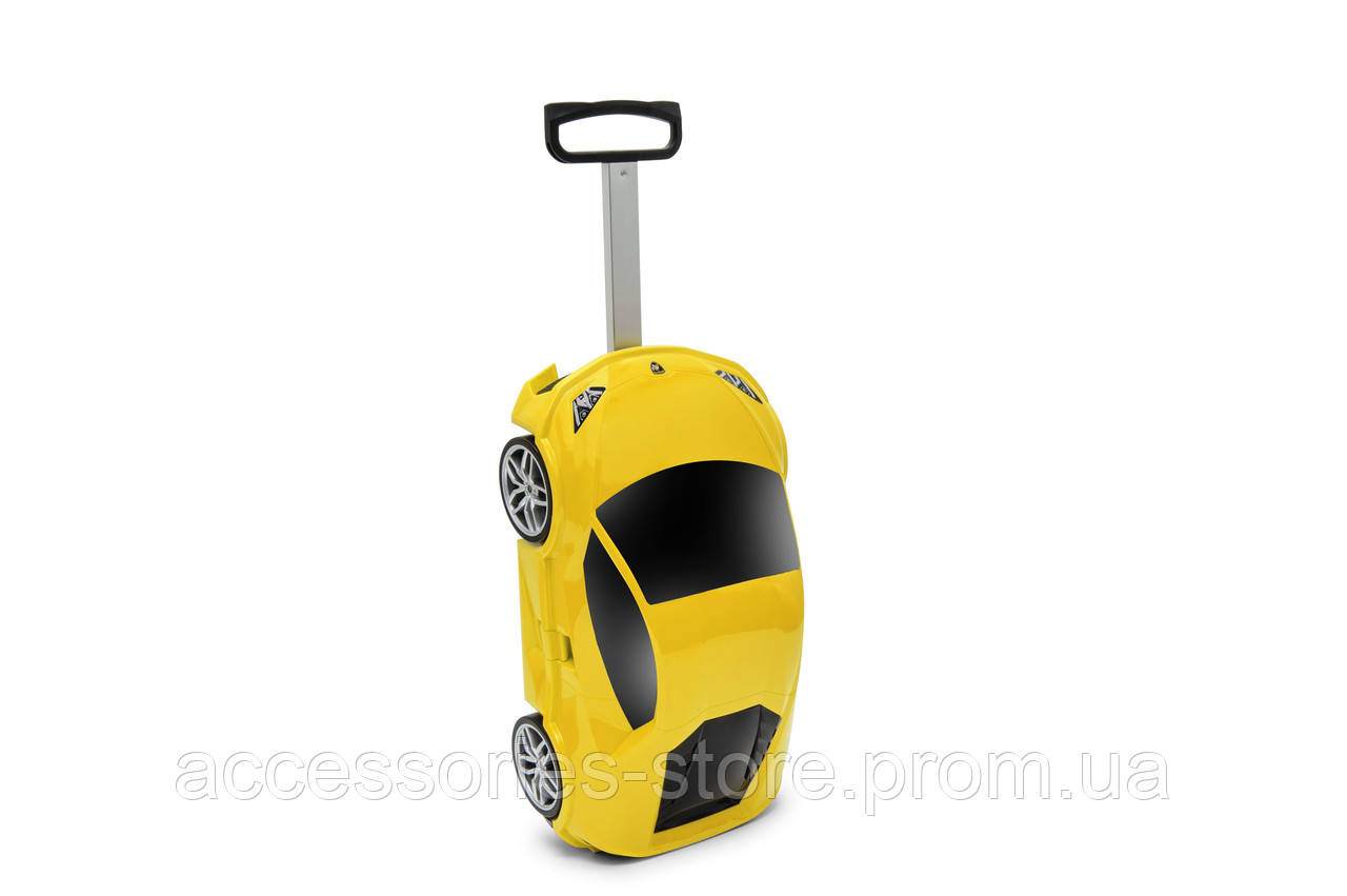 Детские чемодан Lamborghini Huracán LP 610-6 trolley bag, yellow