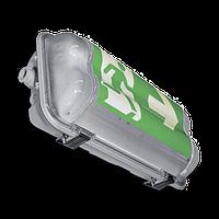 Светильник взрывозащищенный BASET-N-I-PC-111, 1x11W, 3h, зона 2,22, фото 1