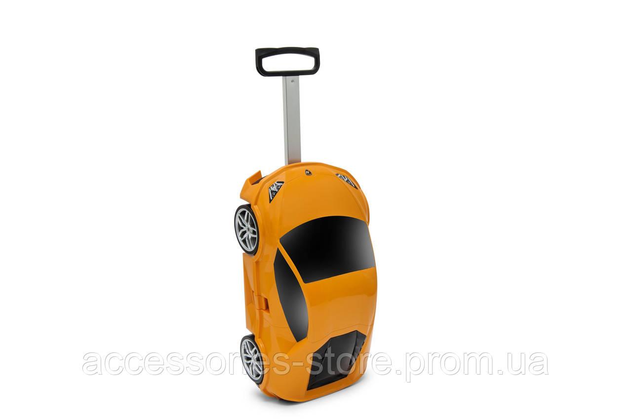 Детские чемодан Lamborghini Huracán LP 610-6 trolley bag, orange