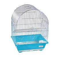 Клетка для мелких птиц (хром)