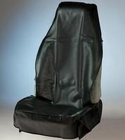 Чехол на сидения многоразовый из искусственной кожи 65х135см