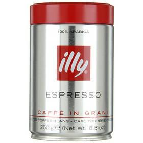 Кофе в зернах Illy Espresso in Grani, 250г.