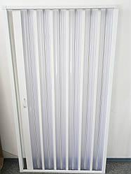 Дверь раздвижная пластиковая для  душа 100х185 см