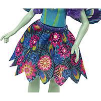 Энчантималс павлин Петтер и питомец Флеп / Enchantimals Doll and Animal Pack - Patter Peacock and Flap Peacock, фото 4