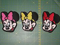 Минни Маус Герои мультфильмов Disney Company (Уо́лта Ди́снея), нашивки