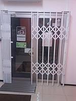 Раздвижные решетки дверные Балкар-Днепр