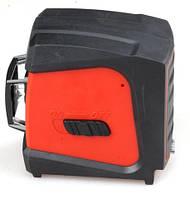Лазерный нивелир уровень 360 градусов по вертикали красный луч