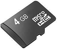 Карта памяти MicroSD 4 GB
