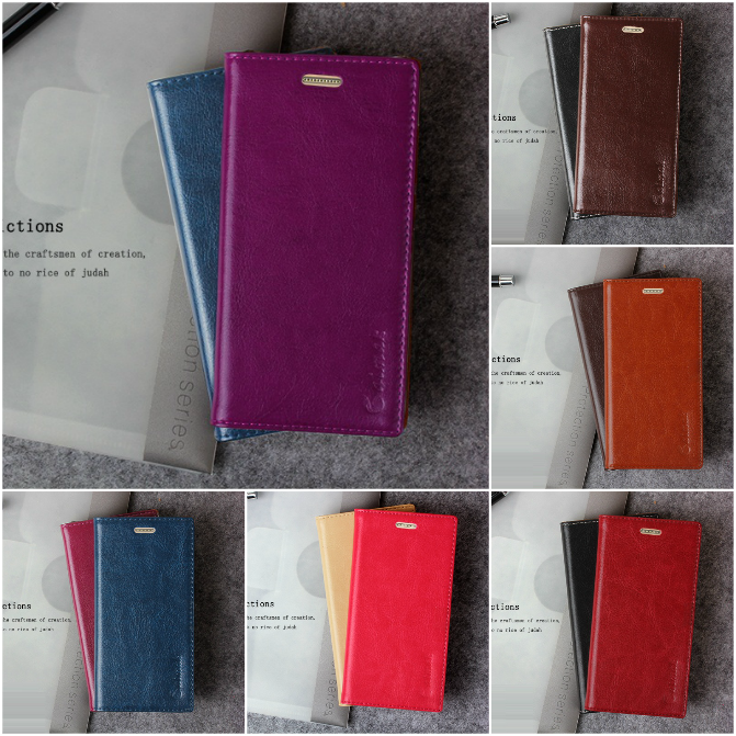 """Huawei MATE 8 оригинальный кожаный чехол кошелёк из натуральной телячьей кожи на телефон """"CLASIC"""""""